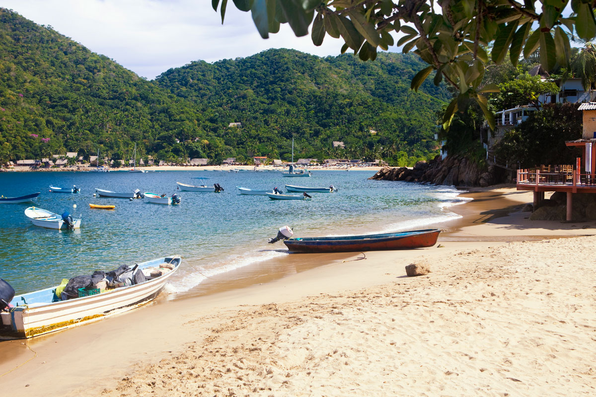 Yelapa A Majestic Town South of Puerto Vallarta
