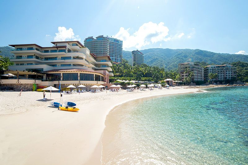The Best Beach for Relaxing - Playa Garza Blanca, Puerto Vallarta