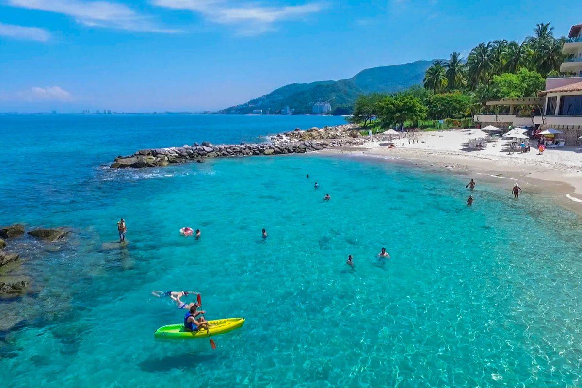 The Best Beaches in Puerto Vallarta, Mexico