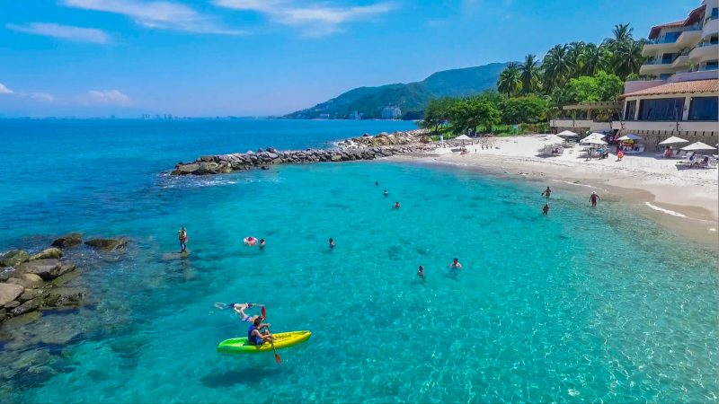 Las Mejores Playas de Puerto Vallarta