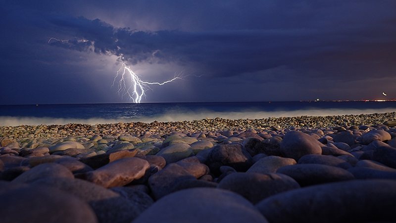 Amazing Electrical Storms