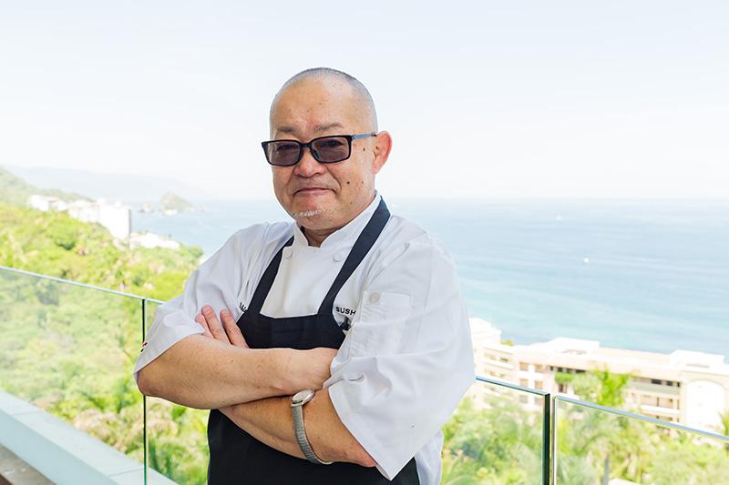 Chef Hiroshi Shima