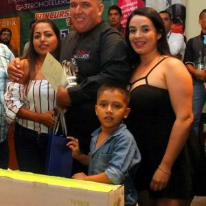 Garza Blanca's Pedro Palomera Pichardo Wins Bartenders' Tournament