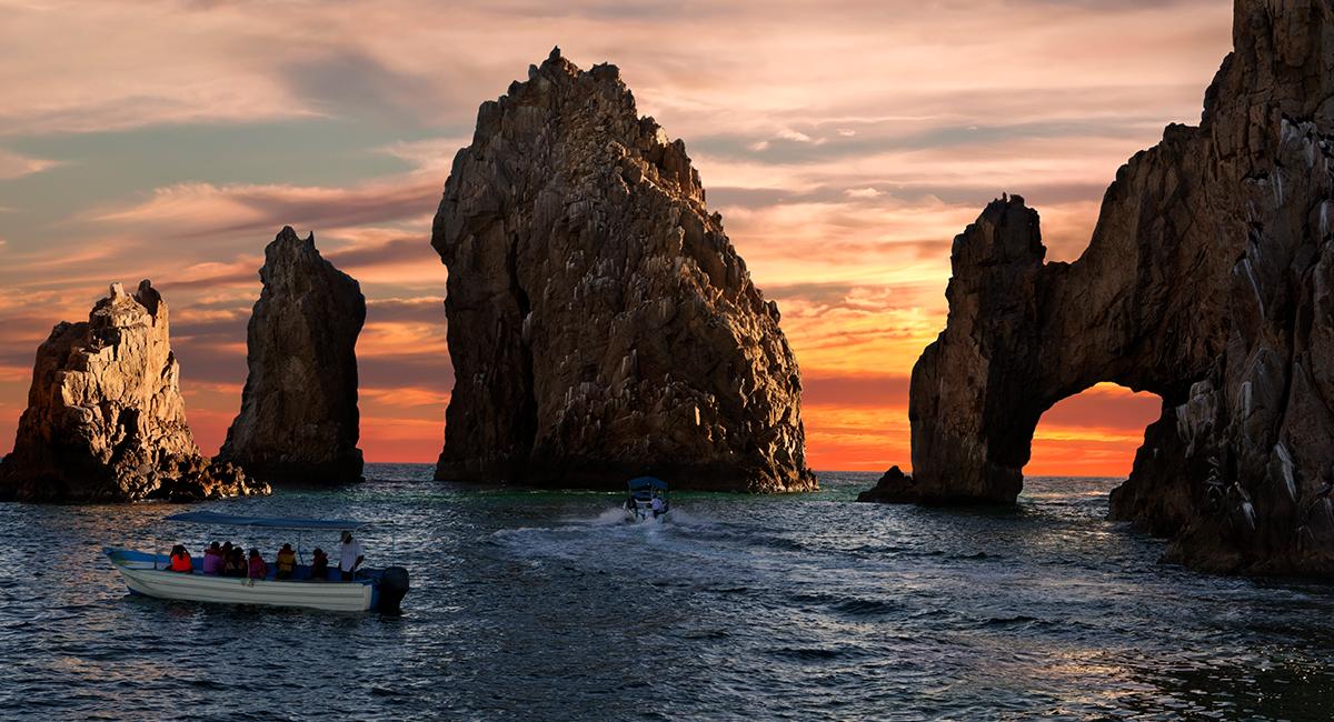 Tour en Lancha en Los Cabos