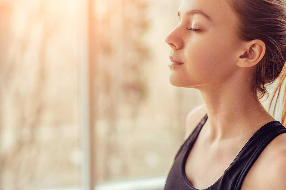 Meditación durante la cuarentena