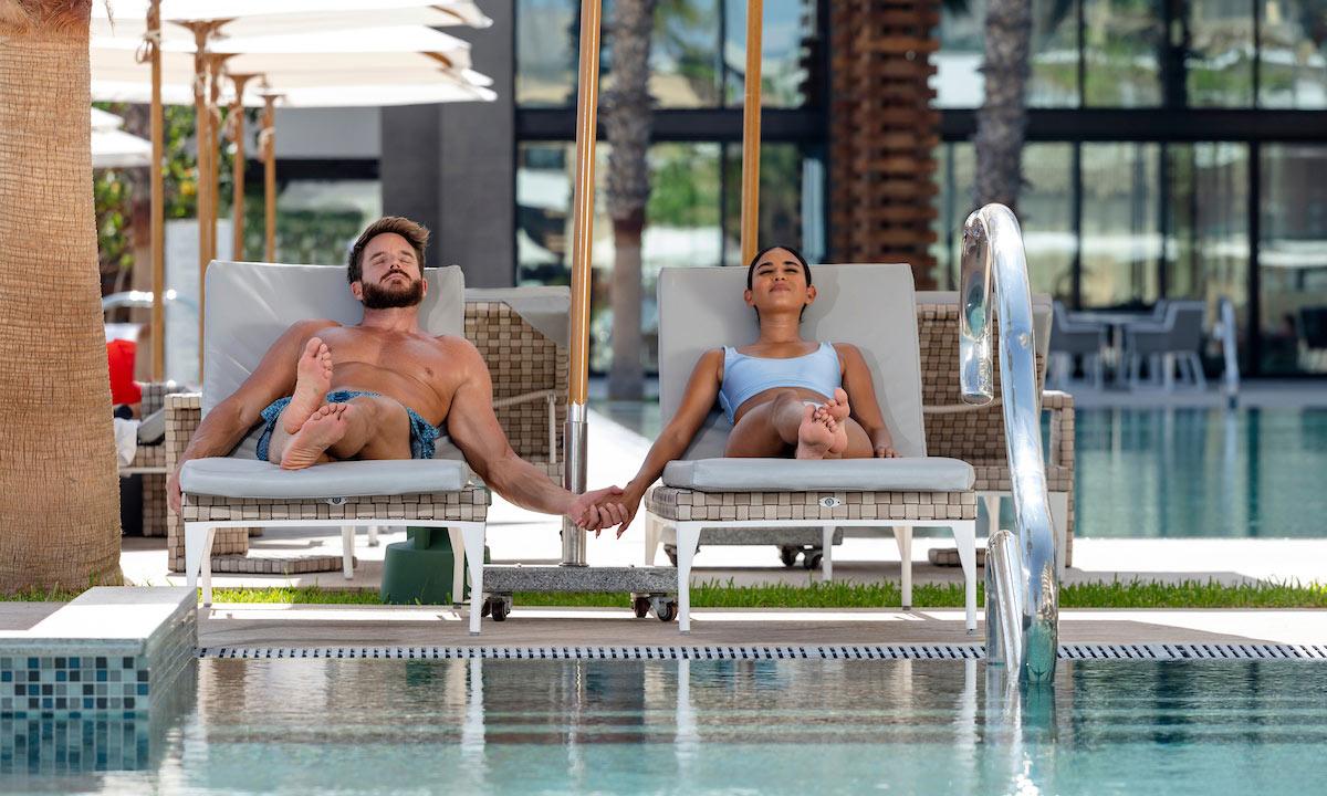vacaciones en garza blanca cancun