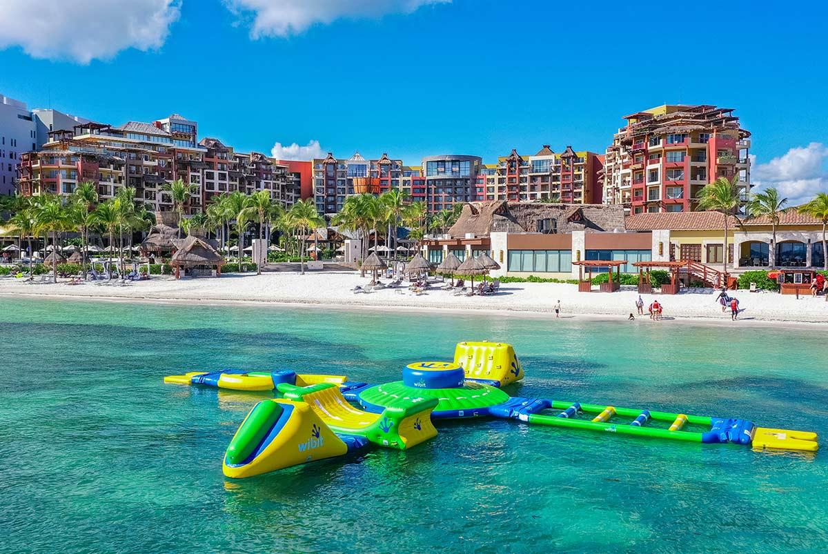 aqua park in cancun