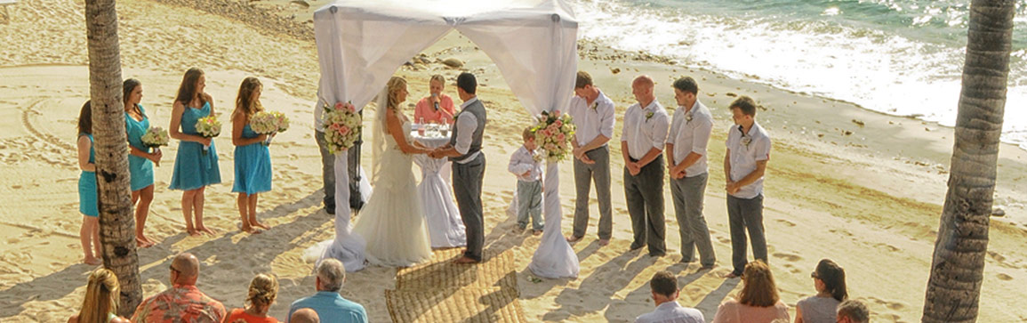 weddings on the beach garza blanca puerto vallarta